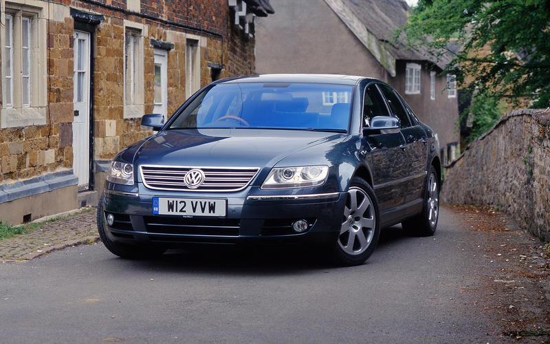 VW Phaeton (2002-2006)
