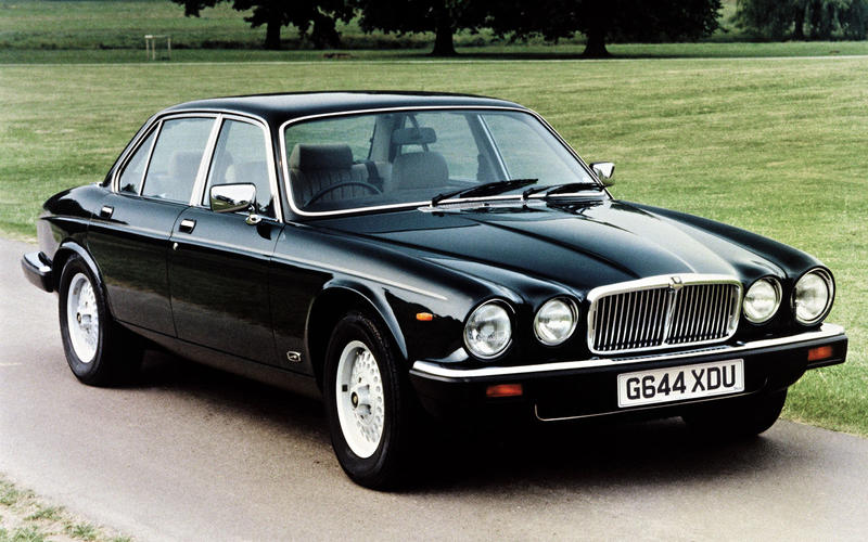 Jaguar XJ Series 3 V12 (1979)