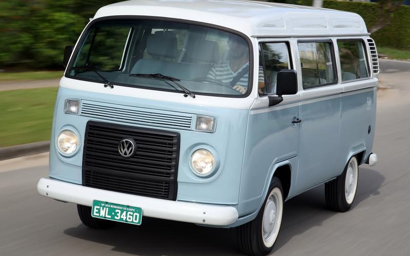 Rear-engined Volkswagen: Kombi Last Edition, 2013