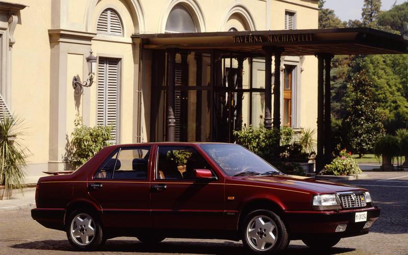 Lancia Thema 8.32 (1986)