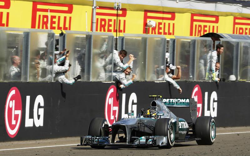 2013 Hungarian Grand Prix