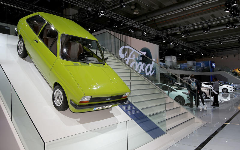 Ford Fiesta Mk1 (1976)