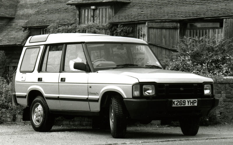 Land Rover Discovery 1 (1989)