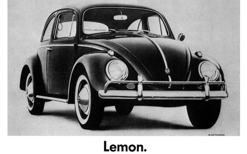 The Beetle's glory days (1960s)