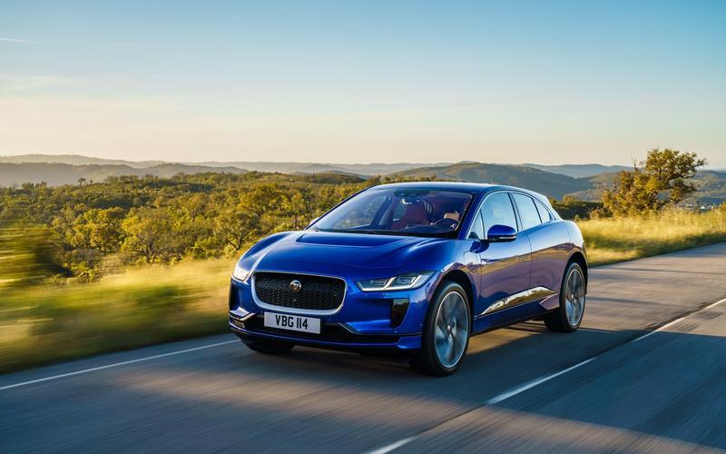 Jaguar I-Pace – 2133kg