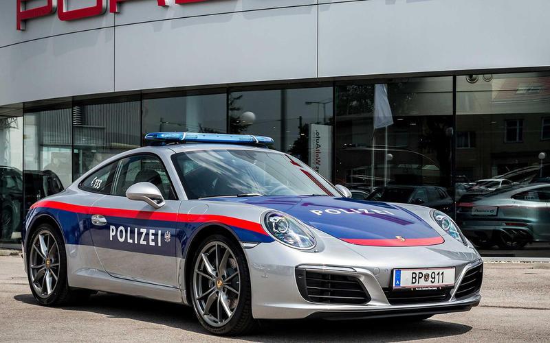 66: Porsche 911 (Austria)