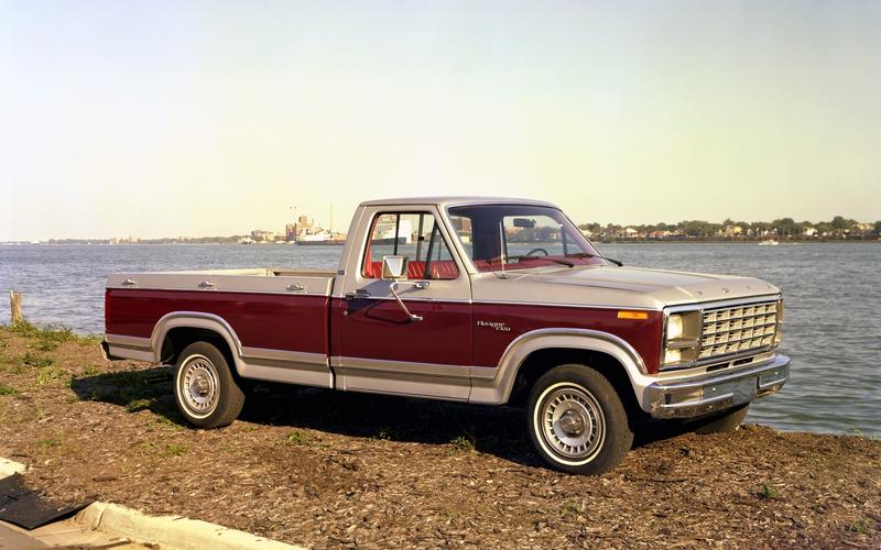 The seventh-generation F-Series (1979)