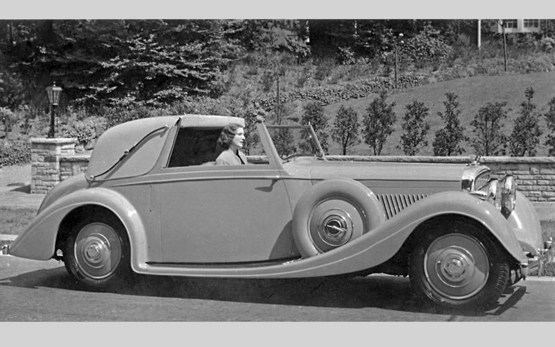 Bentley 3.5-Litre (1933)