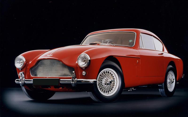 Aston Martin DB2/4 MkIII (Goldfinger, 1964)