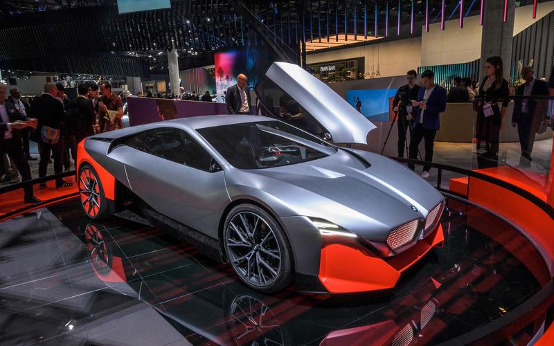 BMW M Next concept