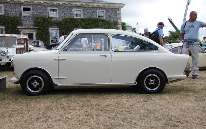 Broadspeed GT (1966)