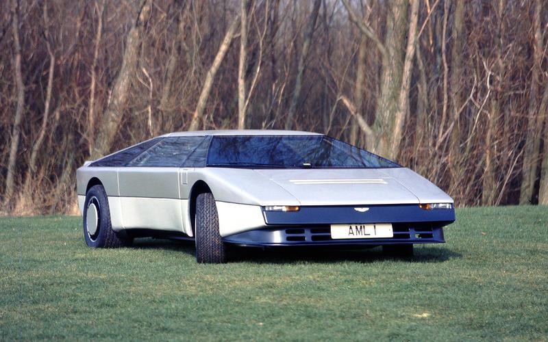 Aston Martin Bulldog concept (1980)