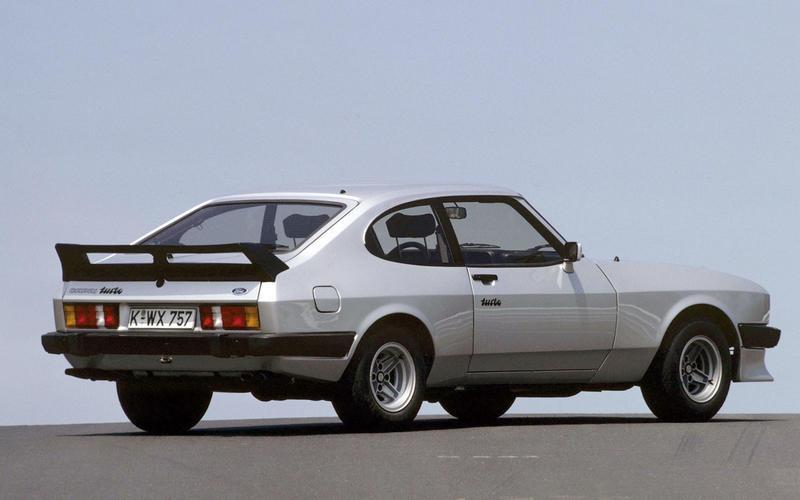 Ford Capri RS 2.8 Turbo (1981)