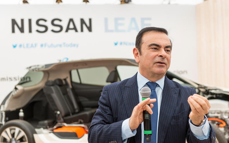 66: Nissan – JAPAN - $104.4bn sales (3.2% fall from 2017) - $2.88bn profit (57.4% fall from 2017)