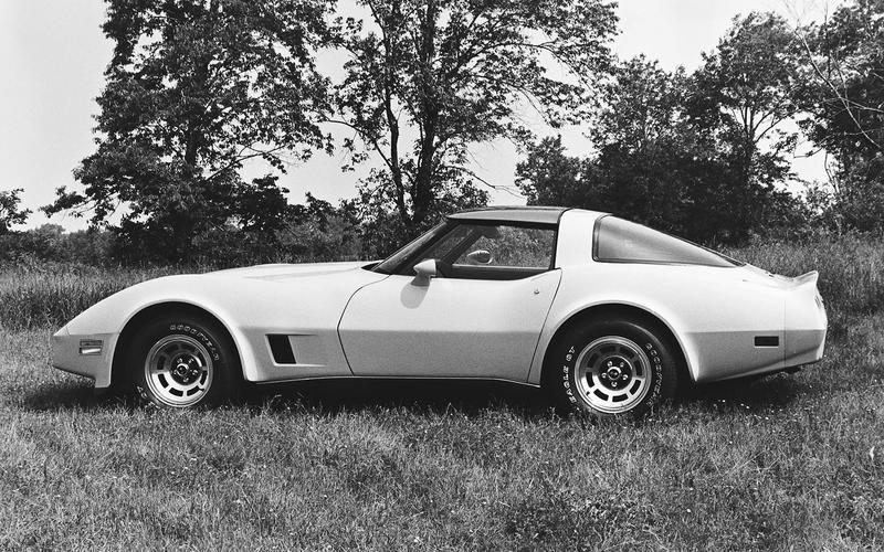 Chevrolet Corvette 305 California (1980)