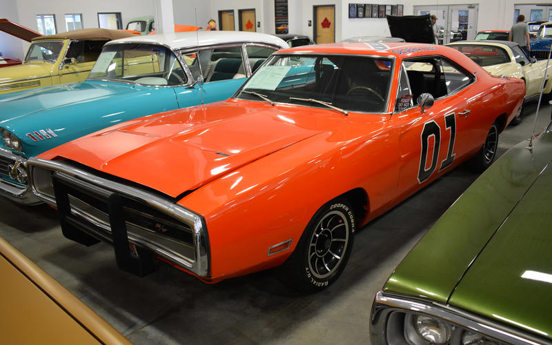 Dodge Charger R/T (1970)