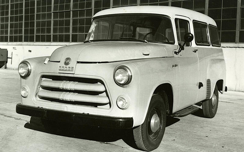 Dodge: Town Wagon