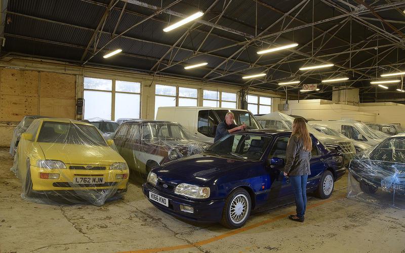 Ford Sierra Cosworth Sapphire 4x4 (1990)