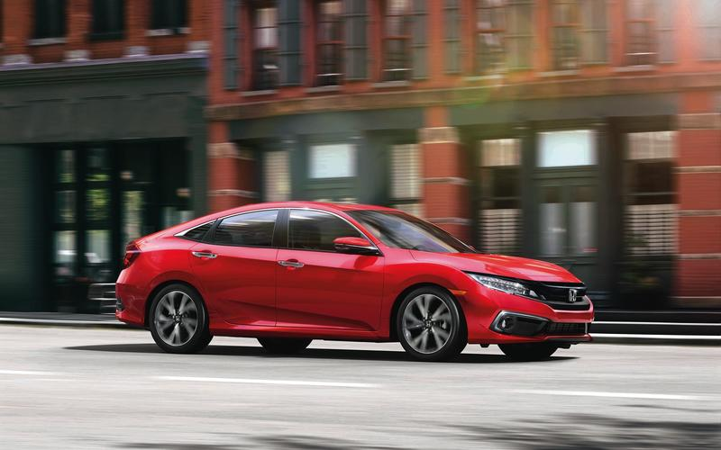 14. Honda Civic (2020)