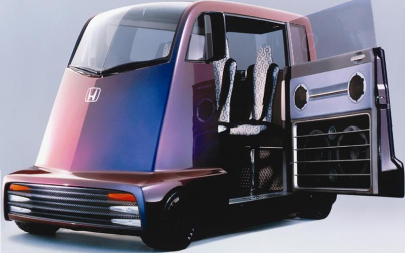 Honda Fuya-Jo concept (1999)