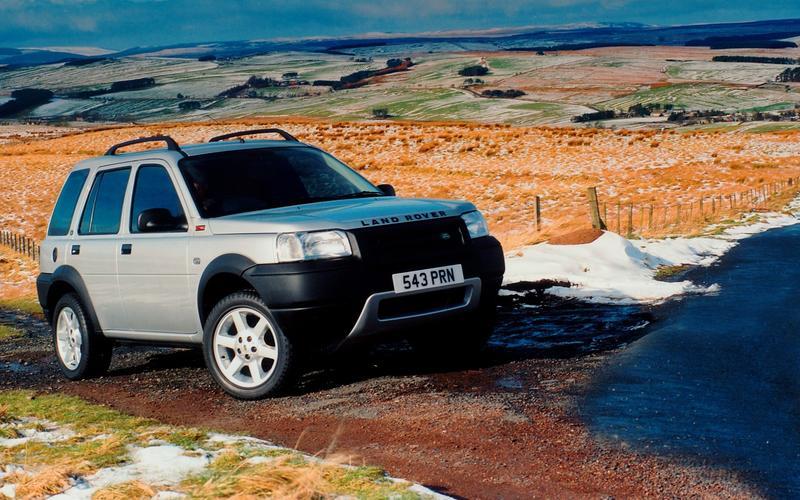 Land Rover Freelander Mk1 (1997)