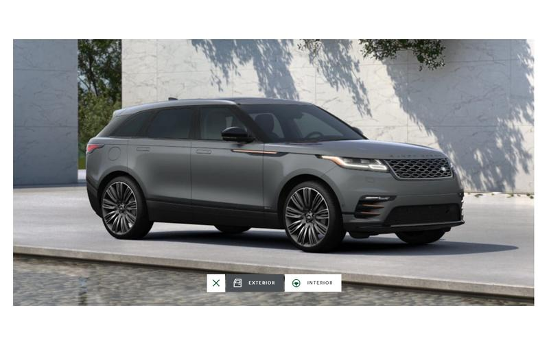 Land Rover Range Rover Velar (good)