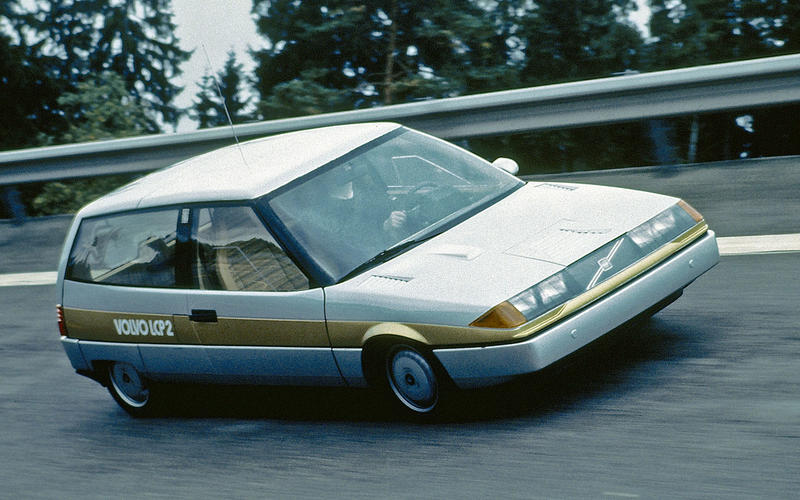 Volvo LCP concept (1976)