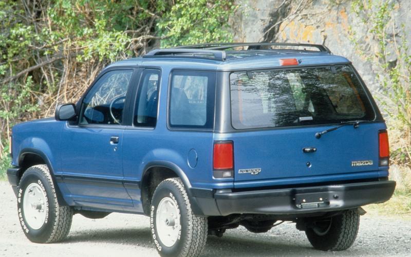 Mazda Navajo (1990)