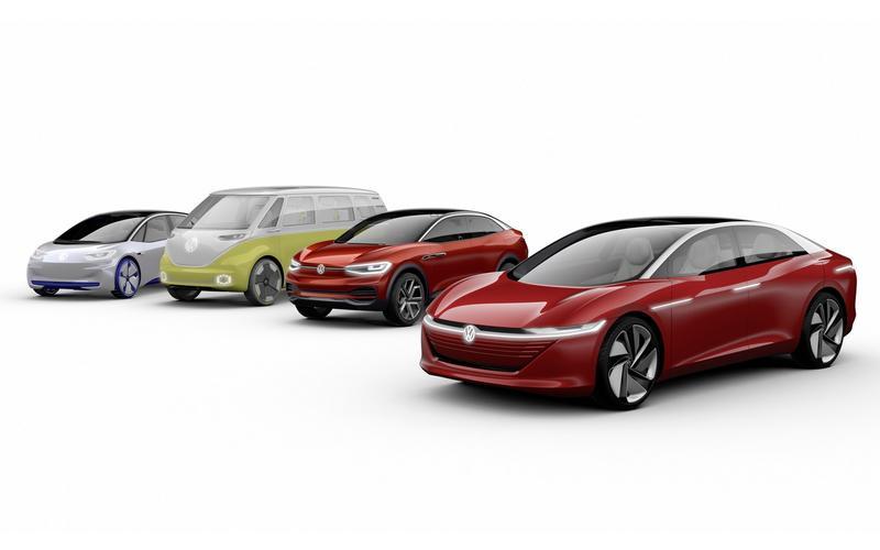 Família VW I.D.