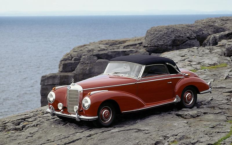 Mercedes-Benz: W188 (760 built, 1951-1958)