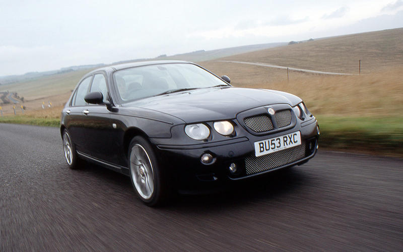 MG ZT 260 (2003-2005), £6000-£12,500