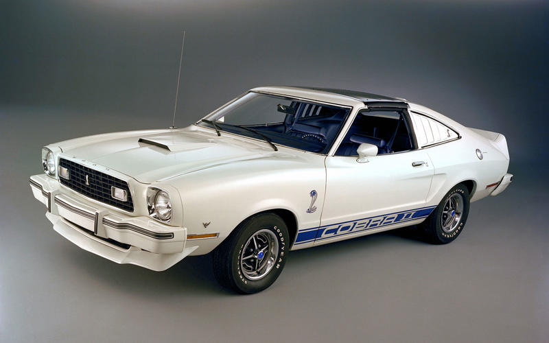 Ford Mustang II (1973)