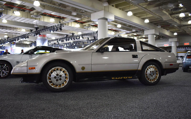 Nissan 300ZX Turbo 50th Anniversary Edition (1984)