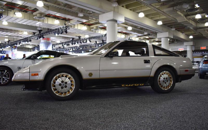 Nissan 300ZX Turbo 50th Anniversary Edition (1984)