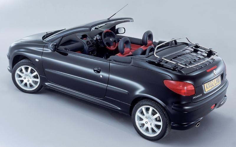 Peugeot 206 CC (2000)