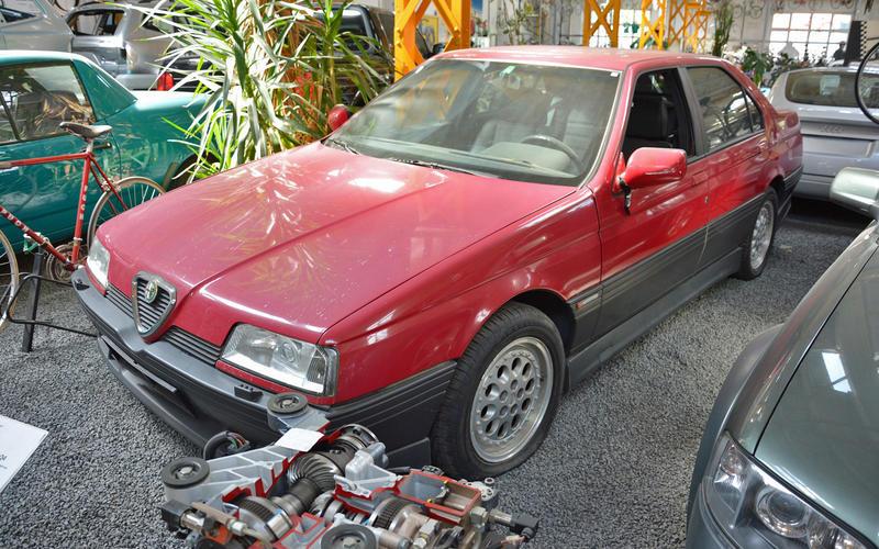 Alfa Romeo 164 Q4 (1994)
