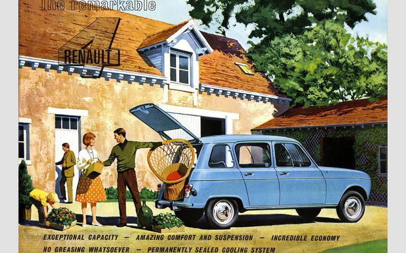 Renault R4 (1961)