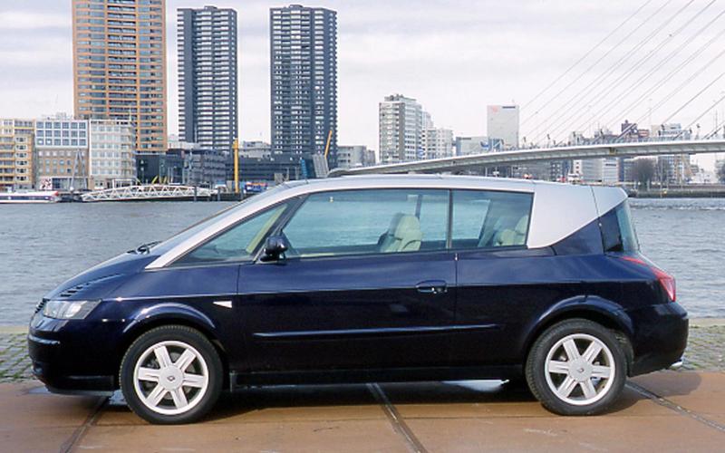 Renault Avantime - 2001