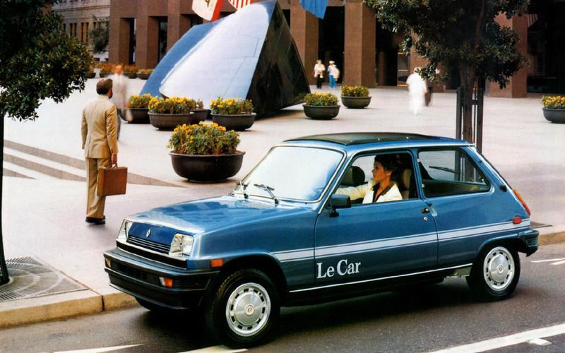 Renault Le Car (1976)