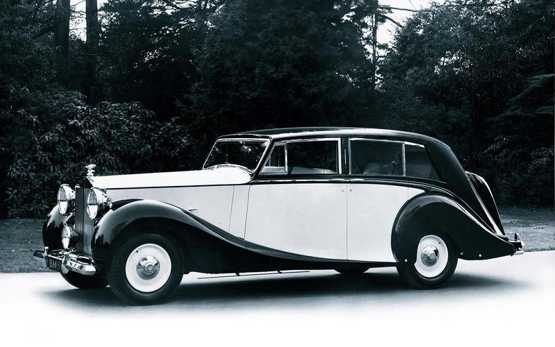 Rolls-Royce Silver Wraith - SPECTRE (2015)