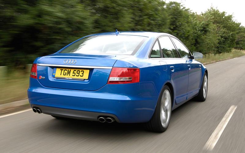 Audi S6 V10 (2006)
