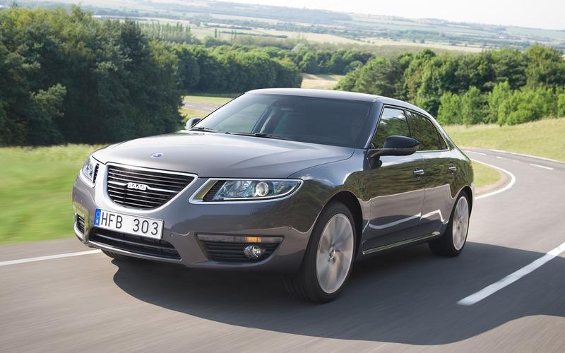 7: Saab 9-5 (second generation, 2009)