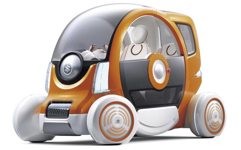 Suzuki Q-Concept (2011)