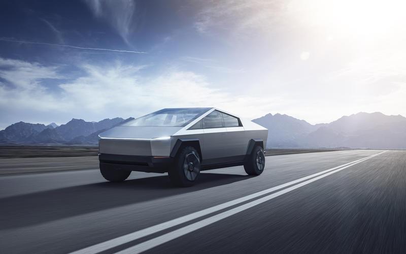 Tesla Cybertruck (late 2021)