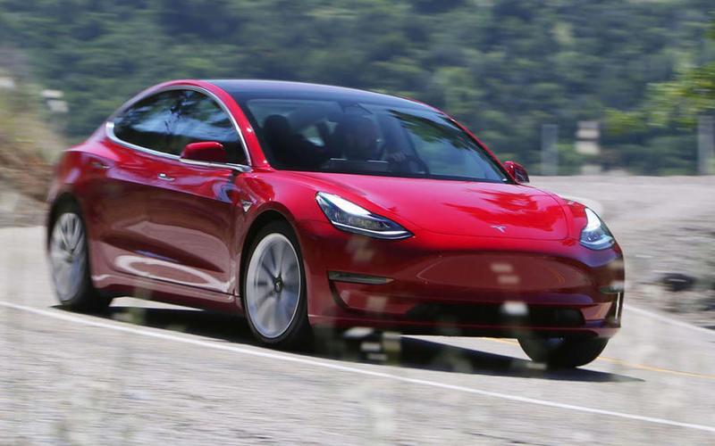 Tesla – Model 3, 2017-present: 500,000
