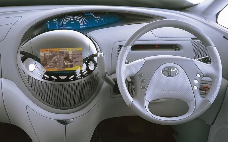 Toyota HV-M4 (1999)