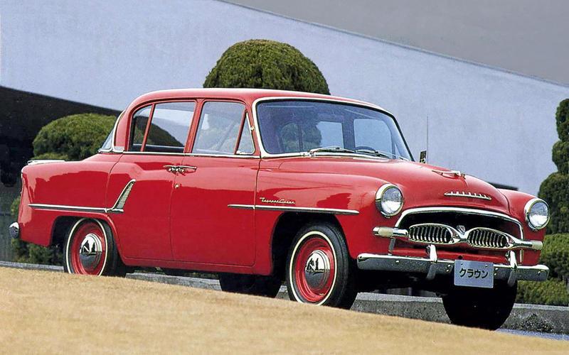 Toyota Toyopet Crown (1957)