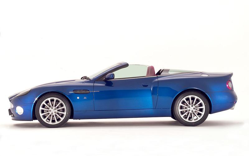 Aston Martin Vanquish Zagato (2004)