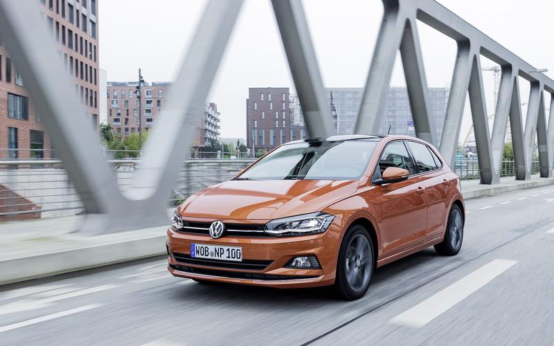9: Volkswagen Polo (37,453 sold)