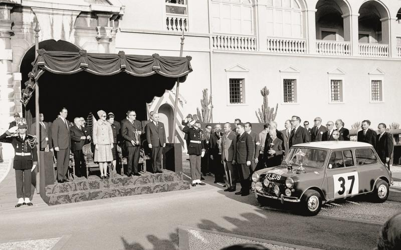 The Mini's success in America (1966)